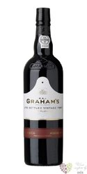 W&J Graham´s 2007 LBV ( Late Bottled Vintage ) Porto Doc Symington family    1.00 l