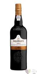 W&J Graham´s 2011 LBV ( Late bottled vintage ) Porto Doc Symington family  0.75l