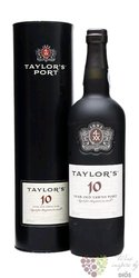 "Taylor´s 10 years old "" Wood aged tawny "" gift tube Porto Doc 20% vol.   0.75 l"