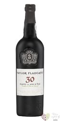 "Taylor´s 30 years old "" Wood aged tawny "" Porto Doc 20% vol.   0.75 l"