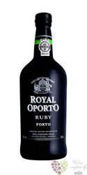 "Royal Oporto "" Ruby "" Porto Do by Real Compania Velha 19% vol.    0.75 l"