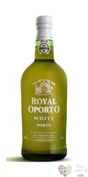 "Royal Oporto "" White "" Porto Do by Real Compania Velha 19% vol.    0.75 l"