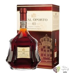 "Royal Oporto 40 years old "" Aged tawny "" Porto Do by Real Compania Velha 20% vol.   0.75 l"