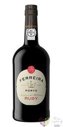 """Ferreira """" Ruby """" fine Porto Doc 20% vol.  0.75 l"""