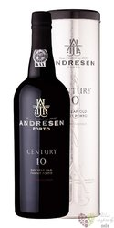 "J.H.Andresen "" Century "" 10 years old wood aged Tawny Porto Do 20% vol. 0.75 l"