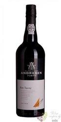 "J.H.Andresen port wine "" fine Tawny "" Porto Do 20% vol.    0.75 l"