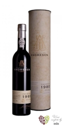 J.H.Andresen Colheita 1980 Porto Do 20% vol.  0.50 l