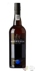 """J.H.Andresen port wine """" fine White """" Porto Do 20% vol.    0.75 l"""