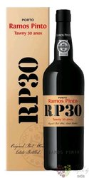 "Ramos Pinto "" Terroir gold "" 30 years old wood aged Tawny Porto Doc 20% vol.0.75 l"