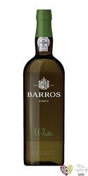 """Barros fine """" White """" Porto Do 19% vol.    0.75 l"""