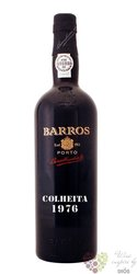 "Barros 1976 "" Colheita "" single harvest tawny Porto Do 20% vol.    0.75 l"