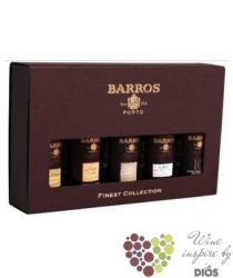 "Barros "" Collection ""  Porto Do 20% vol.    5 x 0.05 l"