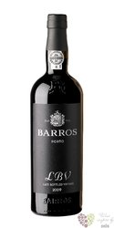 "Barros  "" Late bottled vintage - lbv "" 2009 Porto Doc  20% vol.   0.75 l"