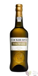 "Cockburn´s "" White "" fine Porto Doc 20% vol.  1.00 l"