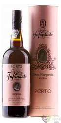 "Quinta do Infantado port wine "" Dona Margarida "" tawny reserva Porto Do 20% vol.   0.75 l"