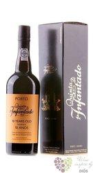 Quinta do Infantado port wine aged 10 years wood aged tawny Porto Doc 20% vol.0.375 l