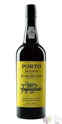 Quinta do Infantado port wine aged 20 years wood aged tawny Porto Doc 20% vol.0.75 l