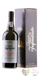 Quinta do Infantado port wine 2004 Vintage Porto Do 20% vol.    0.375 l