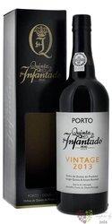 Quinta do Infantado port wine 2007 Vintage Porto Do 20% vol.    0.75 l