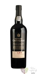 Quinta das Carvalhas port wine 2009 Late Bottled Vintage Porto Doc 20% vol.    0.75 l