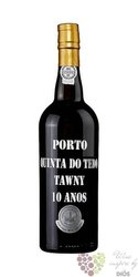 Quinta do Tedo port wine 10 years old wood aged tawny Porto Doc 20% vol.    0.75 l
