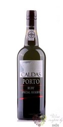 Alves de Sousa port wine Caldas Ruby Special reserve Porto 19,5 % vol.  0.75 l