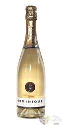 """Chardonnay """" Dominique"""" šumivé víno z vinařství Proqin - František Prokeš    0.75 l"""