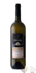 Rulandské bílé 2015 pozdní sběr z vinařství Přítluky  0.75 l