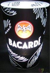 Bacardi svíticí kelímek