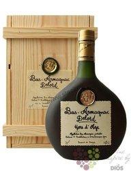 "Delord "" Hors d´Age "" wood box vieil Bas Armagnac 40% vol.  0.70 l"