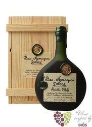 "Delord "" Millesimes "" 1968 vintage Bas Armagnac Aoc 40% vol.    0.70 l"