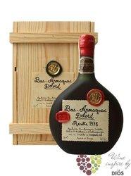 "Delord "" Millesimes "" 1978 vintage Bas Armagnac Aoc 40% vol.    0.70 l"