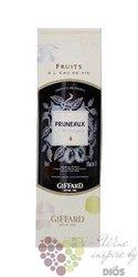 """Giffard """" Pruneaux a l´Armagnac """" premium French brandy 16% vol.    0.50 l"""