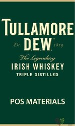 Barmanská zástěra Tullamore Dew
