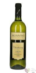 Chardonnay 2017 pozdní sběr z vinařství Moravíno Valtice  0.75 l