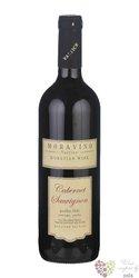 Cabernet Sauvignon 2015 pozdní sběr vinařství Moravíno Valtice  0.75 l