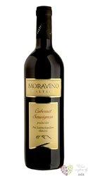 Cabernet Sauvignon 2016 pozdní sběr vinařství Moravíno Valtice  0.75 l