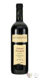 Cabernet Sauvignon 2017 pozdní sběr vinařství Moravíno Valtice  0.75 l