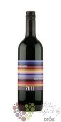 """Blauer Portugieser """" Lust & Laune """" 2016 Weinviertel weingut Zull  0.75 l"""