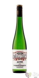 "Chardonnay federspiel "" Zweikreuzgarden "" 2014 Wachau weingut Josef Jamek    0.75 l"