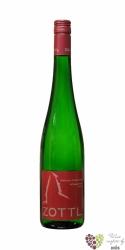 """Gruner Veltliner smaragd """" Achleiten """" 2011 Wachau weingut Zottl  0.75 l"""