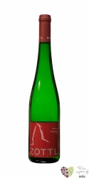 "Riesling Smaragd "" Achleiten "" 2011 Wachau weingut Zottl  0.75 l"