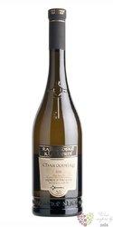 """Chardonnay """" Exclusive """" 2013 pozdní sběr z vinařství Rajhradské klášterní 0.75l"""