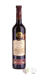 """Modrý Portugal """" Classic """" 2013 pozdní sběr z vinařství Rajhradské klášterní 0.75 l"""