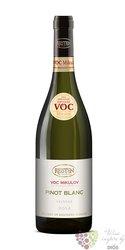 Pinot blanc 2014 VOC Mikulov z vinařství Reisten Pavlov 0.75 l