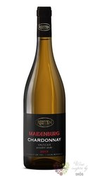 "Chardonnay "" Maidenburg "" 2015 pozdní sběr Reisten  0.75 l"
