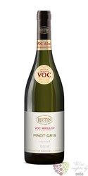 Pinot gris 2014 VOC Mikulov z vinařství Reisten Pavlov 0.75 l