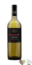 """Pálava """" Maidenburg """" 2014 výběr z hroznů Reisten  0.75 l"""