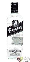 "Bundaberg "" Five "" clean crisp white Australian rum 37% vol.     0.70 l"