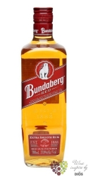 "Bundaberg "" Red "" Extra smooth Australian cane spirit 37% vol.     0.70 l"